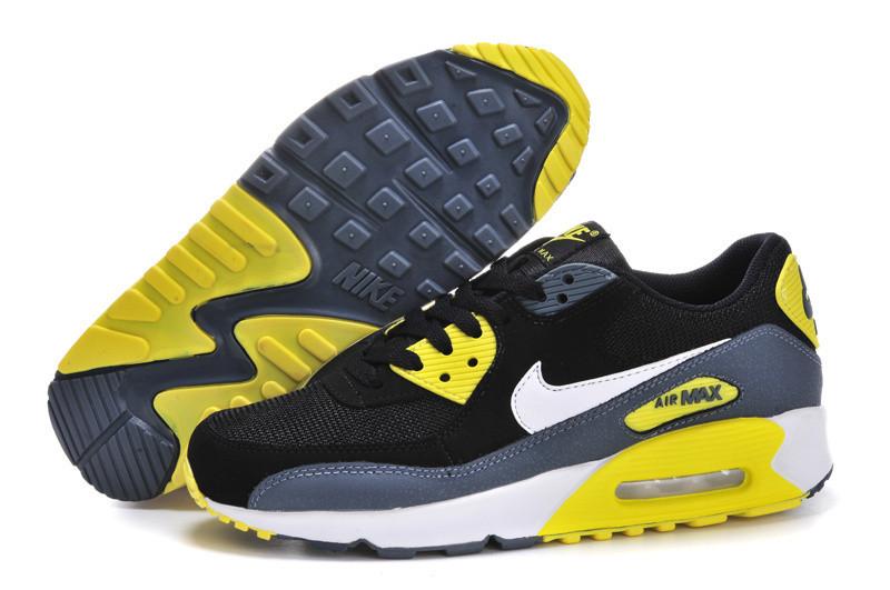 Кроссовки мужские Nike Air Max 90 / 90AMM-284 (Реплика)