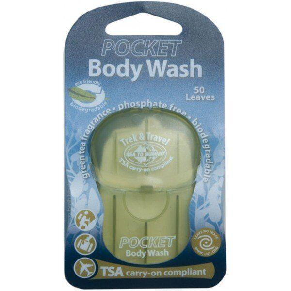 Гель для душа Sea To Summit - Trek & Travel Pocket Body Wash 50 Leaf Green (STS ATTPBW)