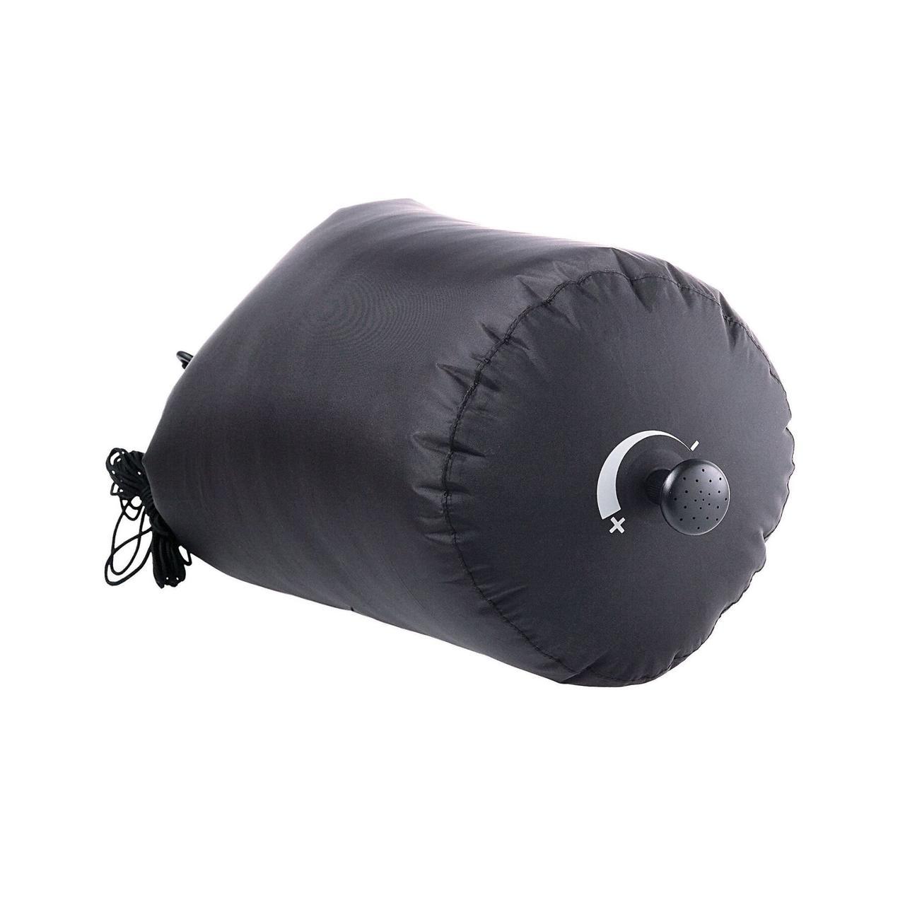 Душ переносной Sea To Summit - Pocket Shower Black, 10 л (STS APSHOWER)