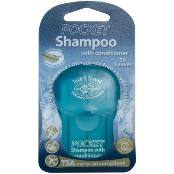 Шампунь Sea To Summit - Trek & Travel Pocket Conditioning Shampoo Blue (STS ATTPCS)