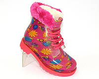 Детские силиконовые ботинки, фото 1