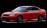 Тюнинг Subaru Legacy 3 1998-2003гг