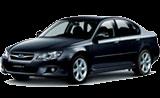 Тюнинг Subaru Legacy 4 2003-2009гг