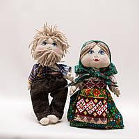 Куклы Vikamade ДЕД и БАБА, фото 1