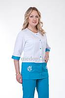 Костюм врача женский (коттон) 3227