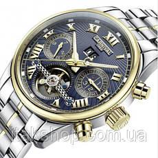 Мужские наручные часы Carnival Sappfire Silver, фото 3