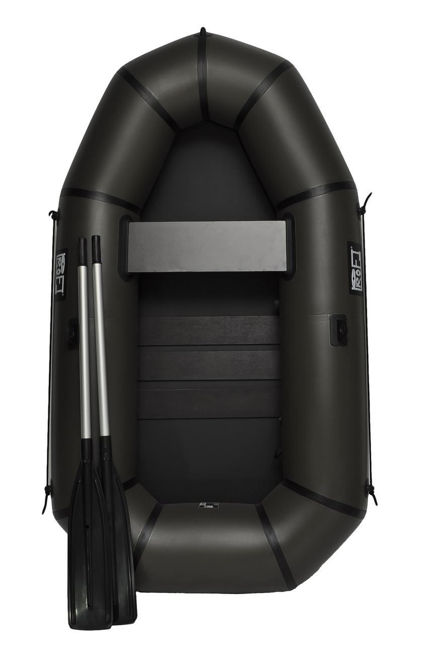Лодка пвх надувная полутораместная PROFI L-220 S