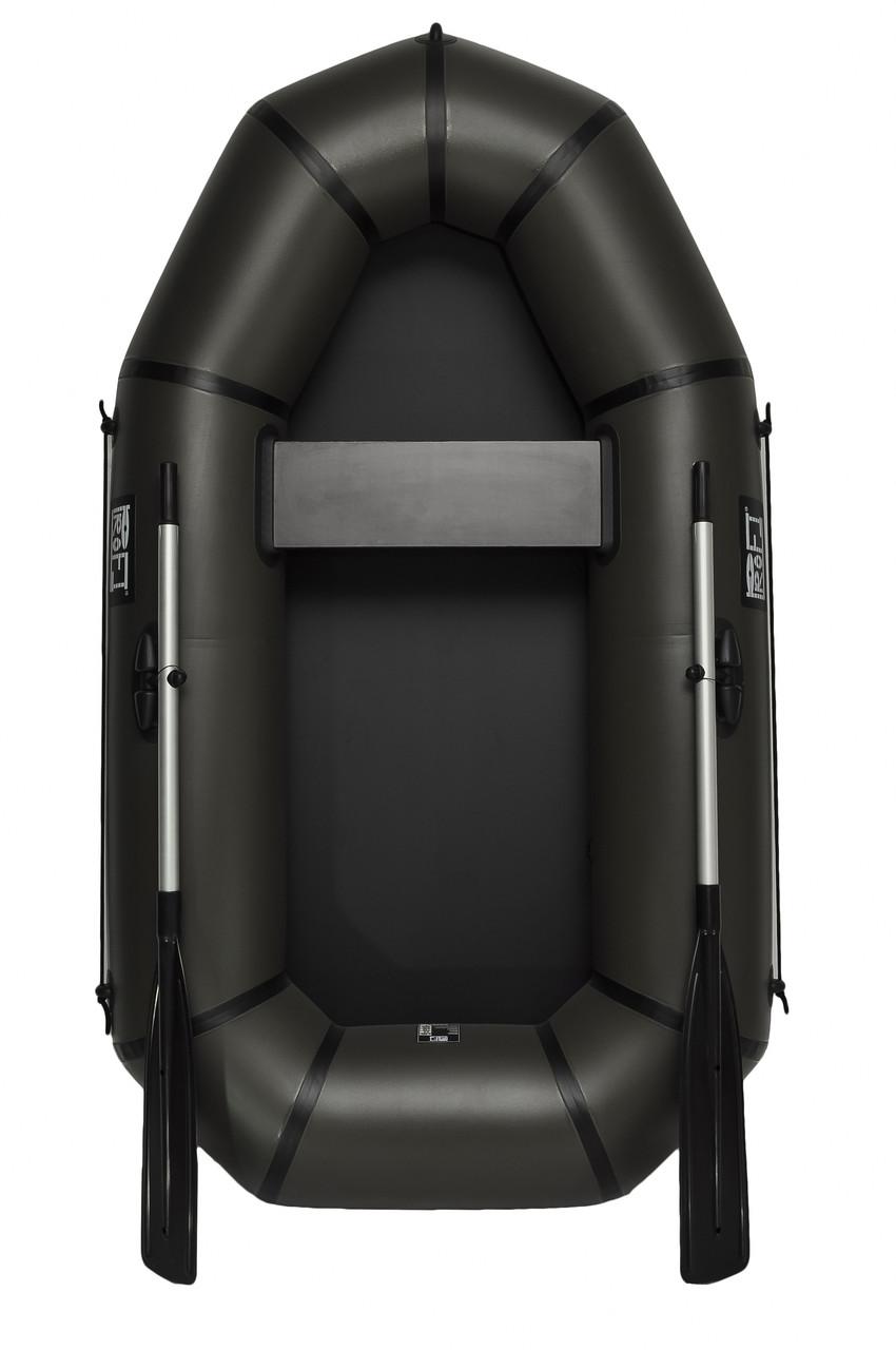 Лодка пвх надувная полутораместная PROFI L-220 L