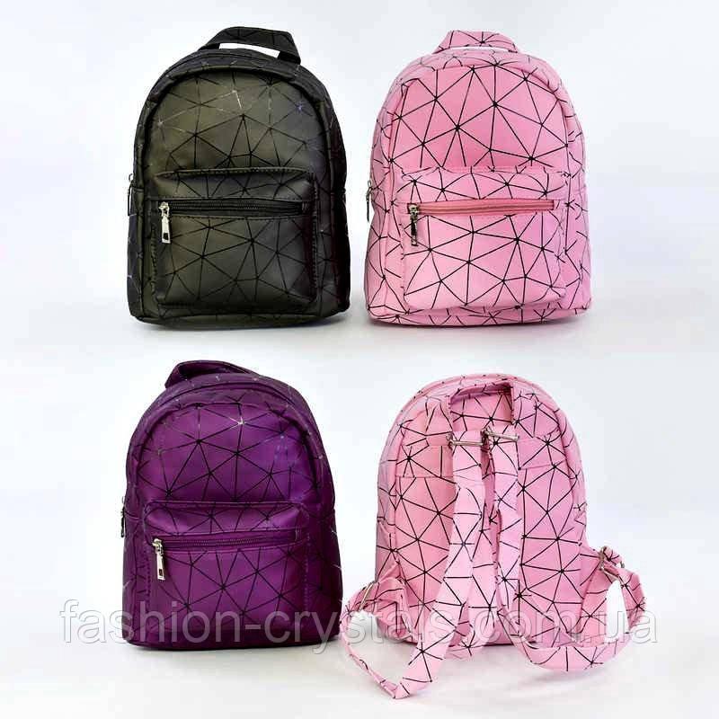 Детский рюкзак абстракция С 32549