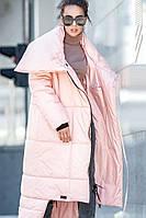 Пальто–пуховик одеяло женский Klayd (42–50р) в расцветках, фото 5