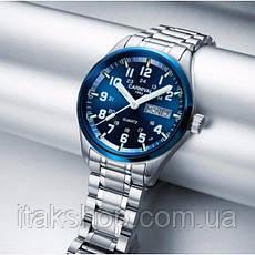 Мужские наручные часы Carnival Millenium с тритиевой подсветкой, фото 3