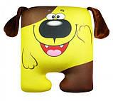 Антистресова іграшка-подушка, полистерольні кульки, фото 3