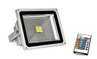 Прожектор светодиодный RGB 10W 855lm IP65 Flood ligth