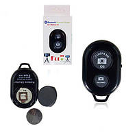 Bluetooth Пульт дистанционного управления камерой телефона Android, iOS Черный