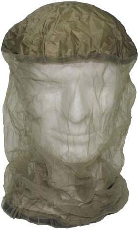 Москитная сетка на голову для защиты от насекомых MFH 10463