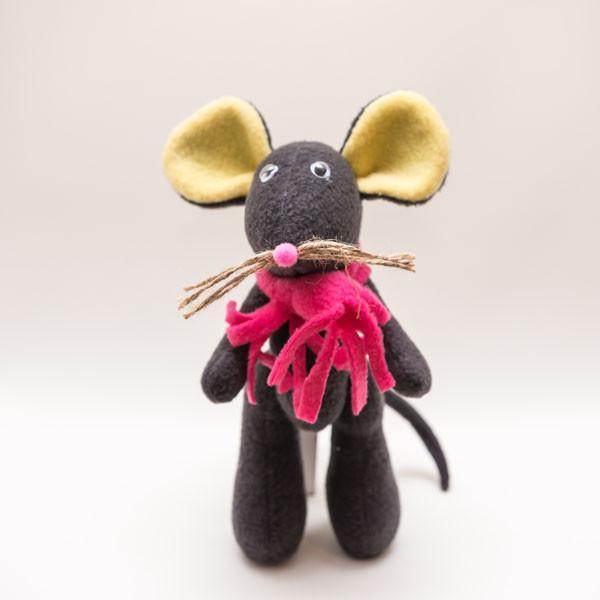 Мышка игрушка Vikamade малая