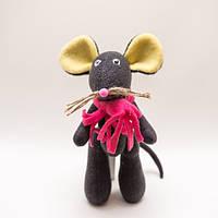 Мышка игрушка Vikamade малая, фото 1
