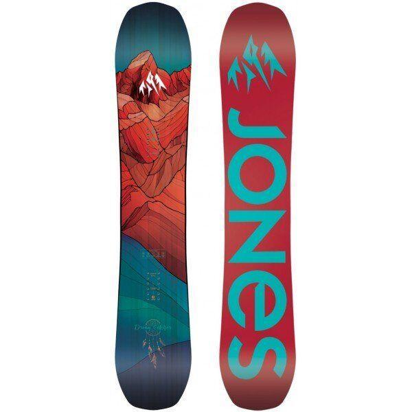 Сноуборд Jones - Wm's Dream Catcher FW 18-19, 145 см (JNS SJ190231)