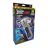 Multi hammer Универсальный Ключ 18 in 1, молот Tac Tool, фото 1