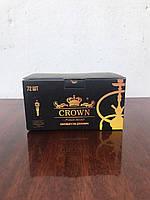 Кокосовый уголь для кальяна Crown 25 cube