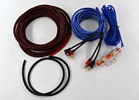 Набор проводов для установки саббуфера KIT BL 361, комплект проводов для усилителей и сабвуферов в авто, фото 1
