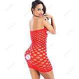 """Сексуальное сетчатое платье """"Альба""""14426 для Вашей фигурки, фото 2"""