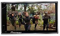 Автомагнитола Pioneer 7024 GPS, 2DIN, BT, SD, USB,AUX,Fm+ПУЛЬТ 4x50W, фото 1