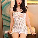 """Сексуальное сетчатое платье """"Альба""""3814 для Вашей фигурки, фото 2"""