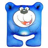 Антистрессовая игрушка-подушка, полистерольные шарики, фото 6