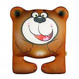 Антистрессовая игрушка-подушка, полистерольные шарики, фото 8