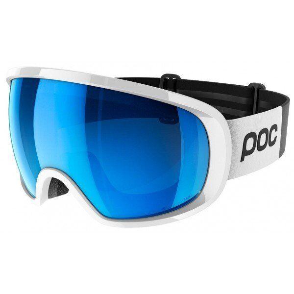 Маска горнолыжная POC - Fovea Clarity Comp Hydrogen White/Spektris Blue (PC 404408174ONE1)
