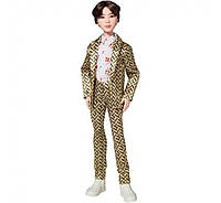 Кукла мальчик Шуга БТС BTS SUGA Idol Doll Mattel Beyond the Scene Суга