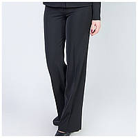 Классические женские брюки с высокой посадкой (можно для школьников подросткового возраста) р.44 код 910М