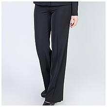 Классические женские брюки с высокой посадкой (можно для школьников подросткового возраста) р.44 код 3467М