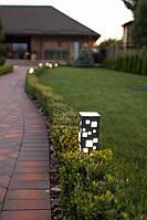 Светильник садово-парковый Tower GC-370 в комплекте с LED лампой 10 Вт (цоколь E27)