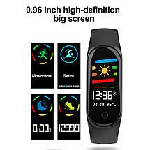 Смарт фитнес-браслет Lemfo M3s с цветным 0,96 дюймовым экраном, фото 2