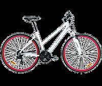 Велосипед городской BH - Beartrack Mix Pro White, р.M (BH TS658.B60-M)(Размер S)