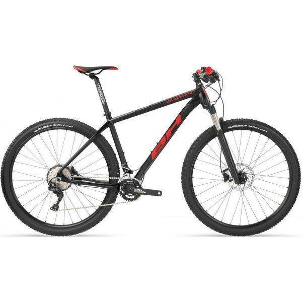 Велосипед горный BH - Expert 29 SH XT 22V REC Silver Black/Red/Gray, р.L (BH A4597.R57-L)(Размер S)