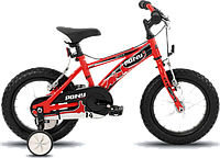 """Велосипед детский BH - Pony 14"""" 2019 Red/Black/White (BH P1408.R29)"""
