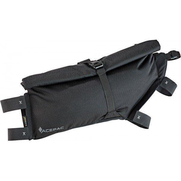 Сумка на раму Acepac - Roll Frame Bag L Black (ACPC 1063.BLK)