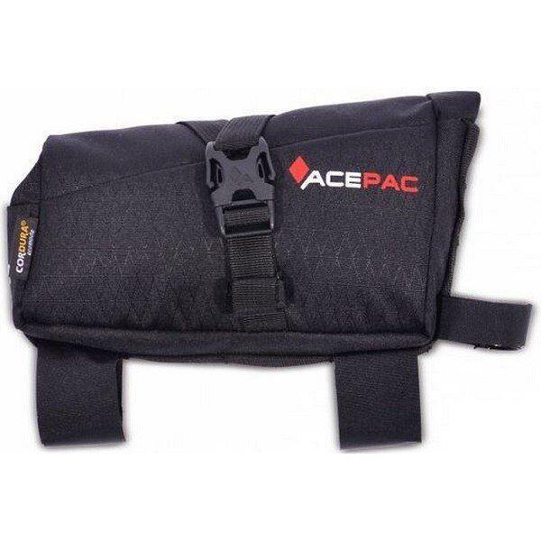Сумка на раму Acepac - Roll Fuel Bag M Black (ACPC 1082.BLK)