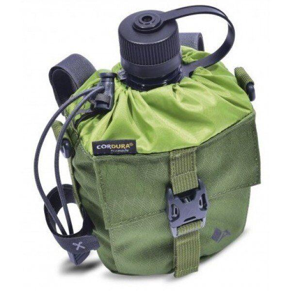 Сумка для фляги Acepac - Flask Bag Black (ACPC 1153.BLK)