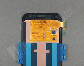 Дисплей Samsung j110 Blue j1 2015 (GH97-17843C) сервисный оригинал, фото 2