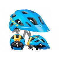 Шлем велосипедный BH - Enduro Blue/Orange, р.S/M (BH 690017800)