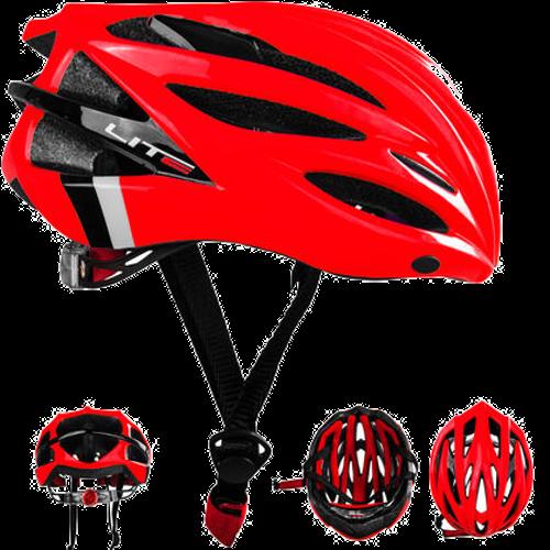 Шлем велосипедный BH - Lite Red, р.L/XL (BH 690009600)