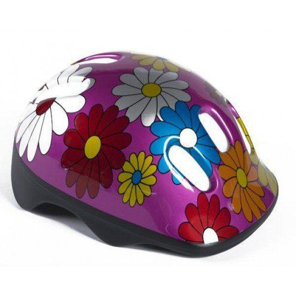 Велошлем детский HTP - Lady Pink Adjust (HTP 90210038)