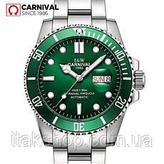 Мужские наручные часы Carnival Green, фото 3