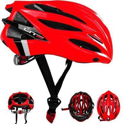 Шлем велосипедный BH - Lite Red, р.S/M (BH 690009500)