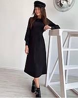 Женское длинное платье, 3 расцветки