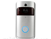 Домофон SMART DOORBELL wifi CAD M6 1080p, Мониторинг вашего дома в HD-видео, Смарт-дверной звонок, фото 1